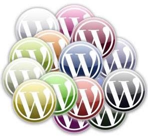 wordpress-page