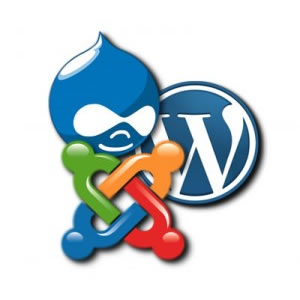 WordPress Comparison with Joomla and Drupal