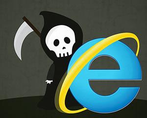 Internet Explorer Must Die
